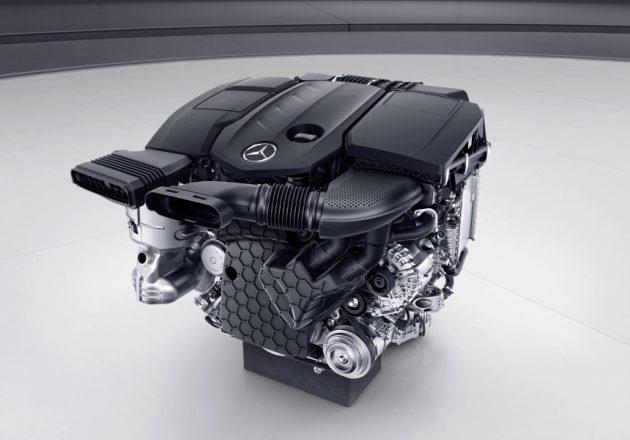 Mercedes-Benz OM 654