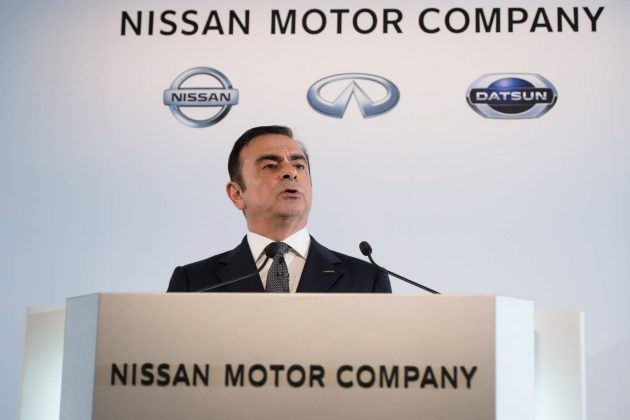 Nissan-Carlos Ghosn