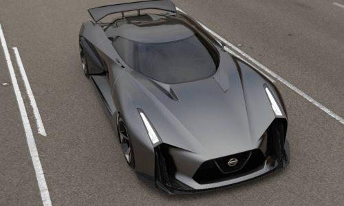 Next-gen Nissan GT-R 'R36' design development commences