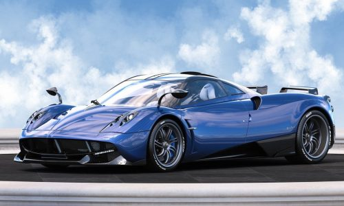 Pagani creates another one-off Huayra; the Pearl