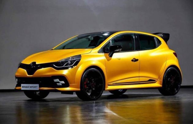 Renault Clio RS 250