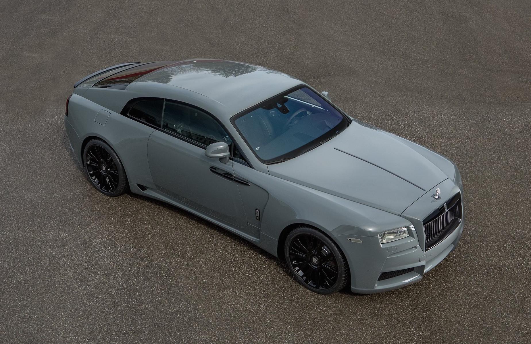 Rolls Royce Wraith Black Badge >> Rolls-Royce Wraith Archives | PerformanceDrive