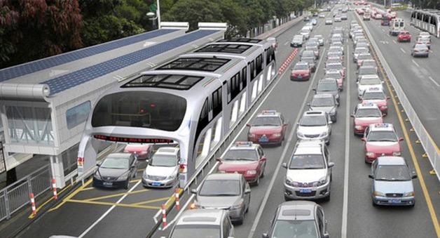 Transit Explore Land Airbus concept