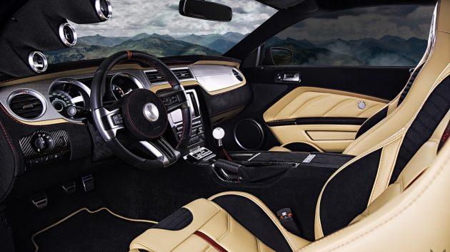Vilner Shelby Mustang Super Snake-interior