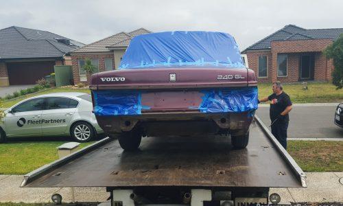 Volvo 240 GL LS1 V8 conversion project: part 8 – GT4202 turbo