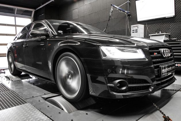 mcchip Audi S8-790hp