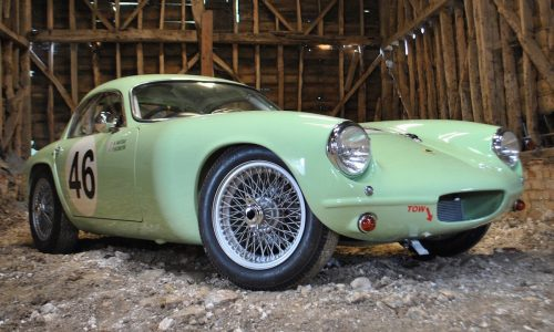For Sale: 1958 Lotus Elite Series I, first production Lotus