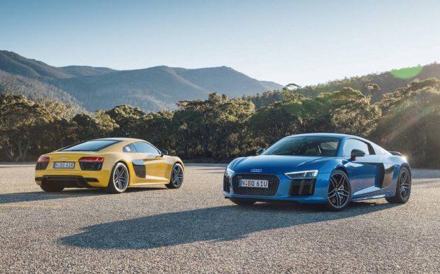 2016 Audi R8 V10-Australia