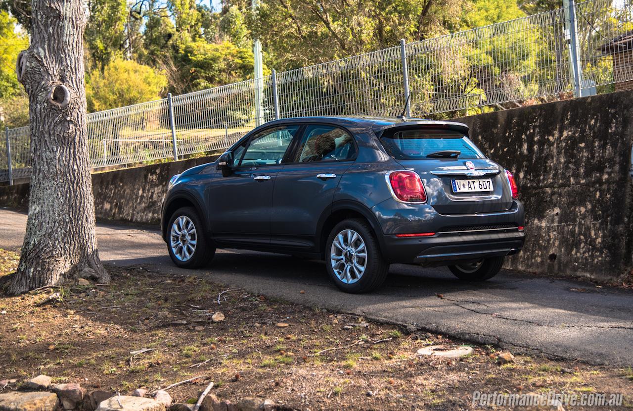 Fiat 500 Pop >> 2016 Fiat 500X Pop Star review (video)   PerformanceDrive