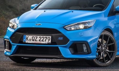 New Ford Focus 'RS500' getting closer to production