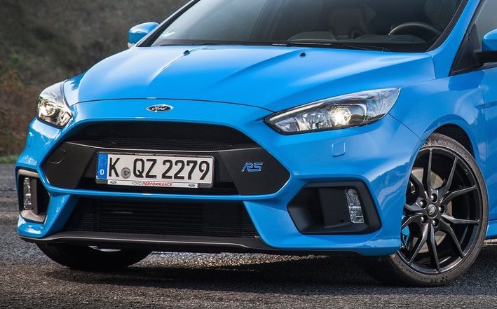 New Ford Focus Rs500 Getting Closer To Production Performancedrive