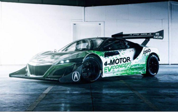 2016 Honda EV Concept Pikes Peak