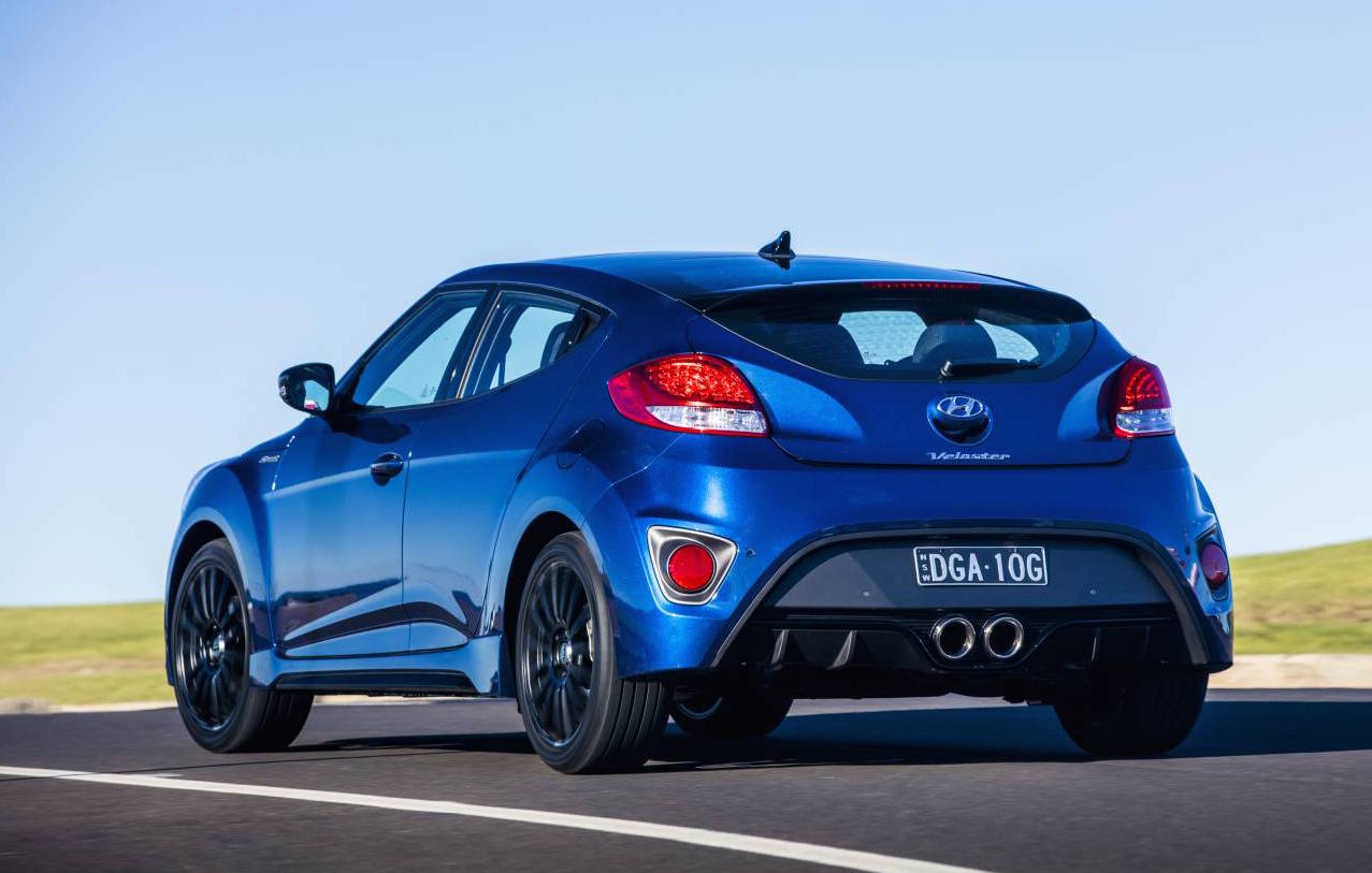 Hyundai Veloster SR Turbo Street edition on sale in ...