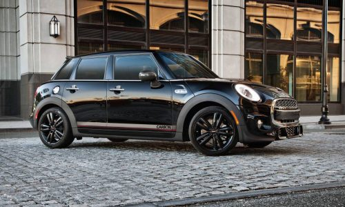 MINI 5 Door Carbon Edition on sale in Australia from $56,900