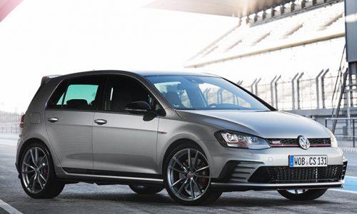 Volkswagen Australia confirms manual & DSG auto for Golf GTI 40 Years Edition