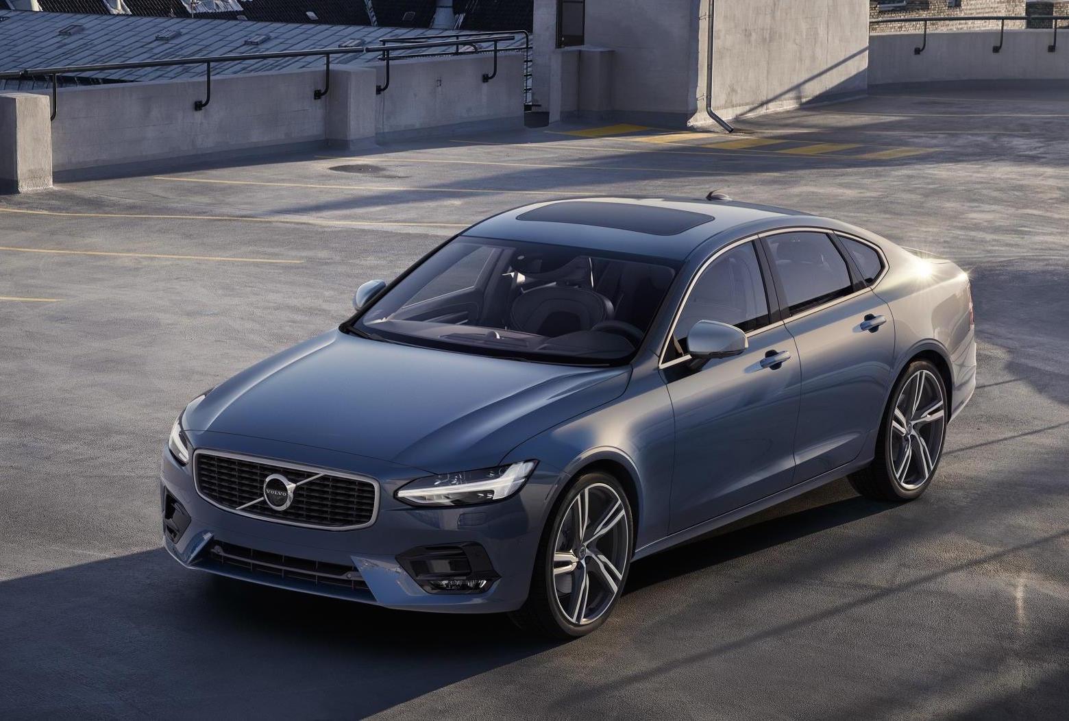 Volvo S90 Amp V90 R Design Packages Revealed Performancedrive