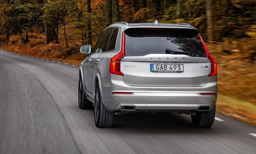 Polestar Volvo XC90 T8 is the most powerful Volvo ever