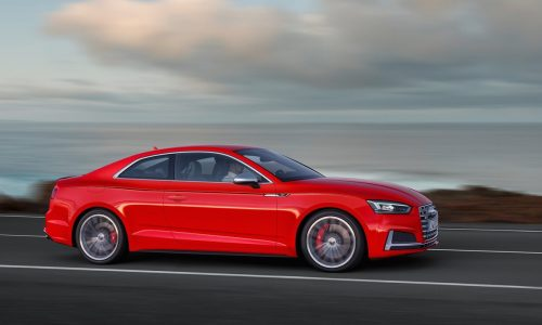 2017 Audi RS 5 to use turbo V6, more power than V8 – report