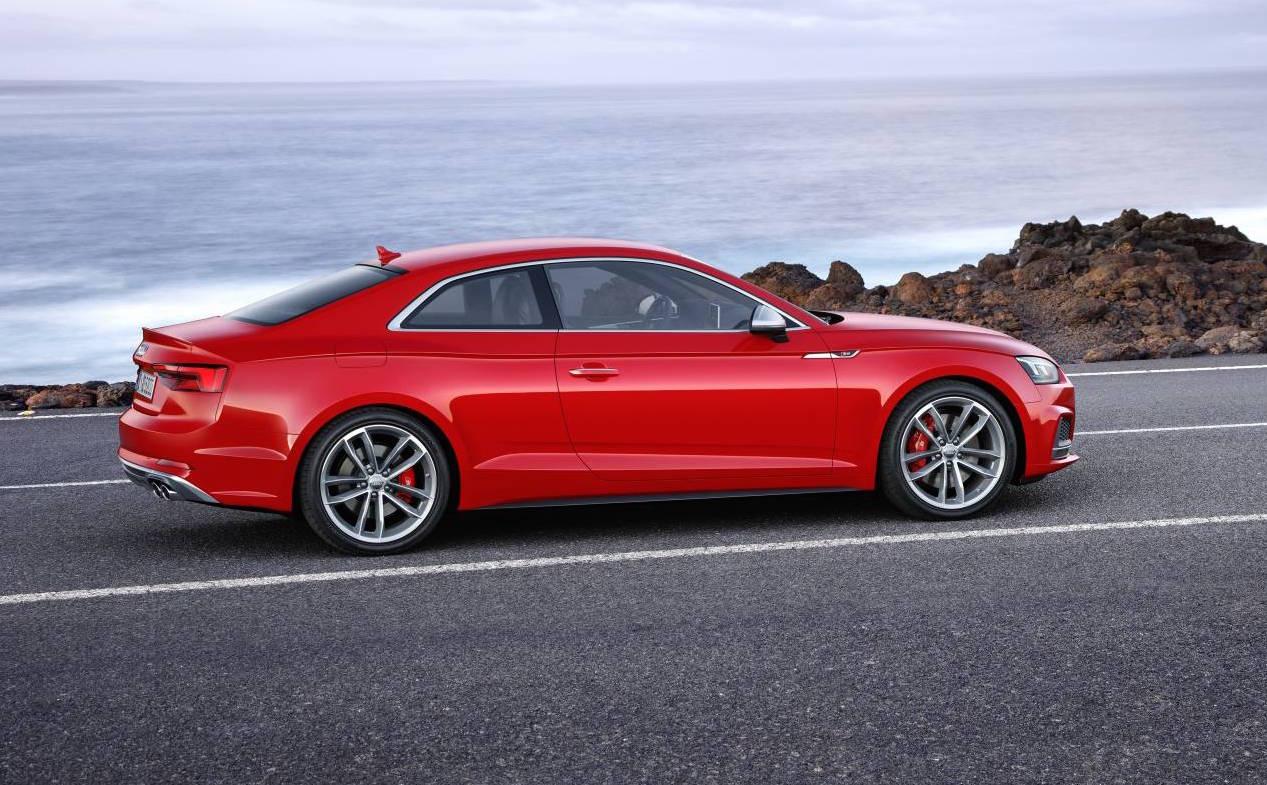 2017 Audi A5 Amp S5 Unveiled New Platform Lighter Weight