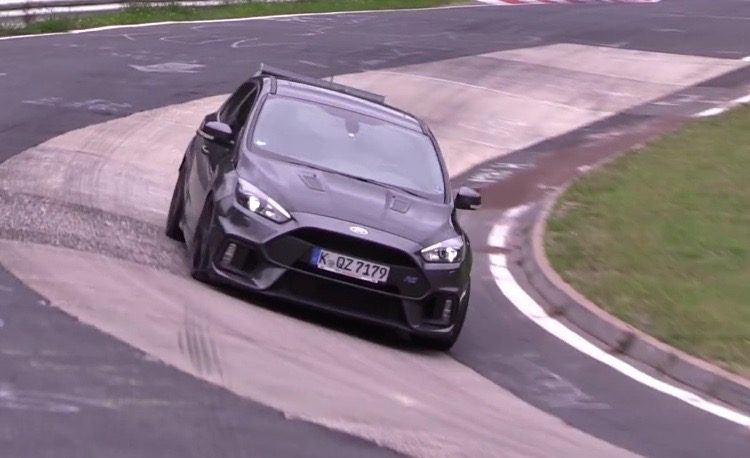 2017 Ford Focus RS500 prototype