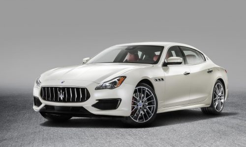 2017 Maserati Quattroporte facelift gets improved aero, expanded lineup
