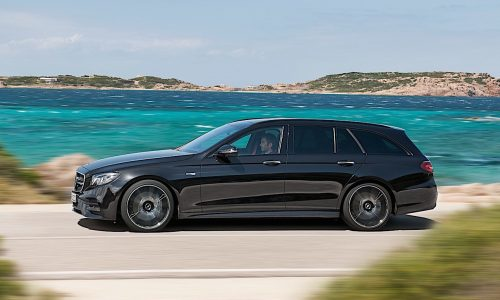2017 Mercedes-Benz E-Class Estate revealed, 295kW E 43 AMG added