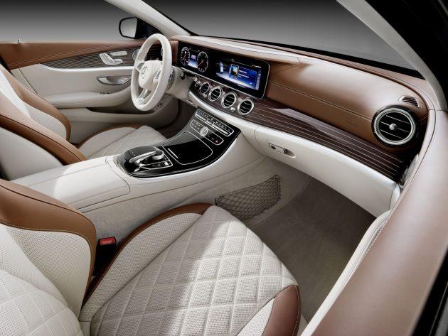 2017 Mercedes-Benz E-Class Estate-interior