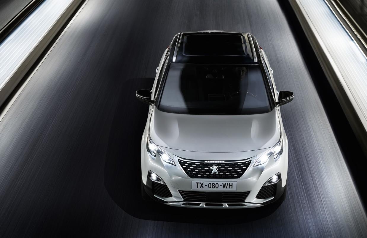 Led Lights For Cars >> 2017 Peugeot 3008 GT revealed, first ever 'GT' SUV ...