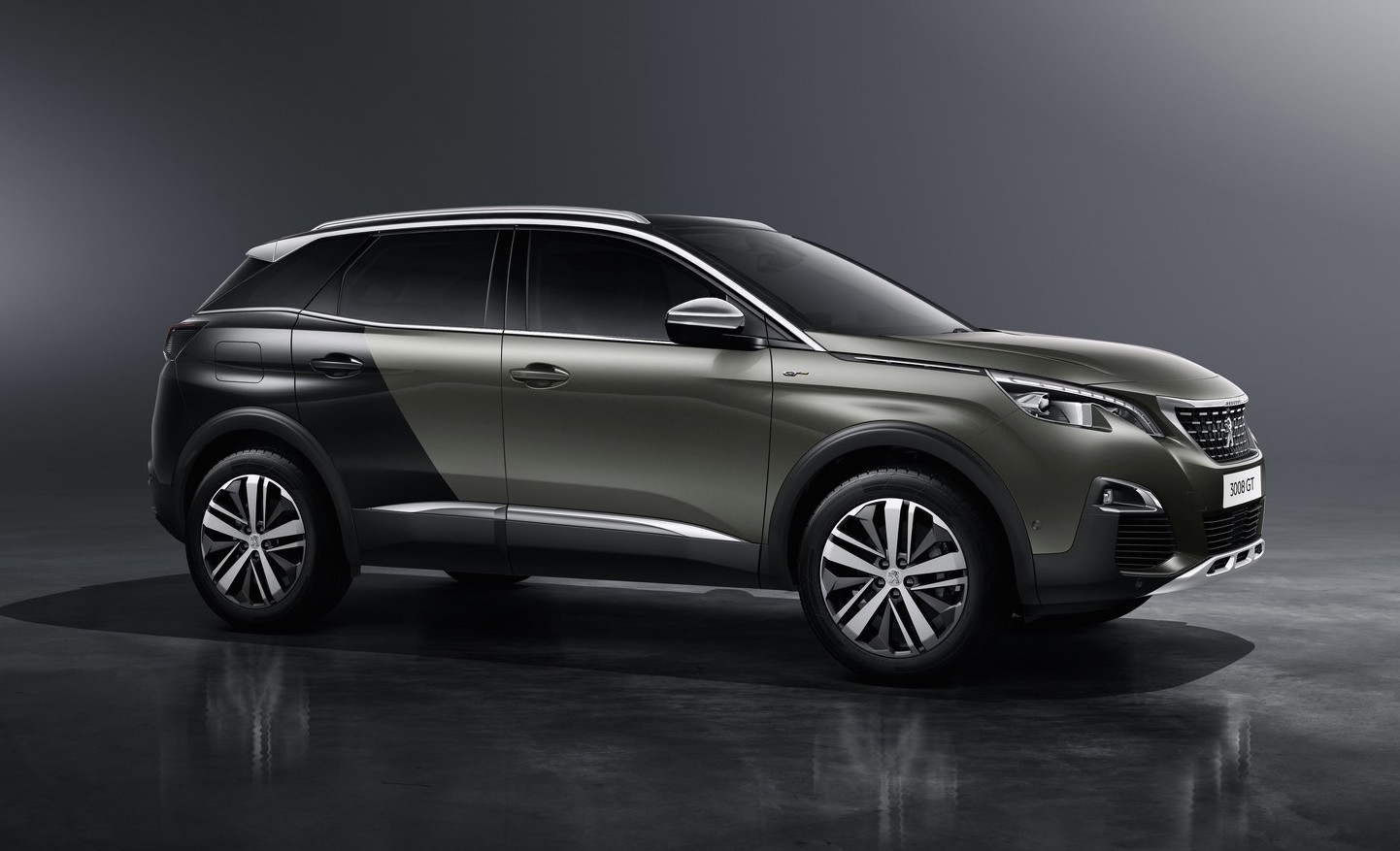 2017 Peugeot 3008 Gt Revealed First Ever Gt Suv Performancedrive