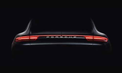 All-new 2017 Porsche Panamera previewed for first time (video)