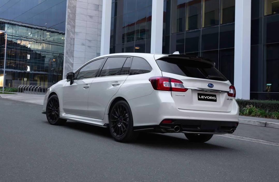 MY17 Subaru Levorg on sale in Australia from $42,990 ...
