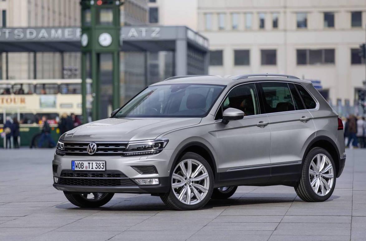 2017 Volkswagen Tiguan Australian Specs Confirmed 162tsi Range Gti Fuse Box Diagram