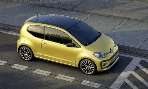 New-look 2017 Volkswagen Up! breaks cover