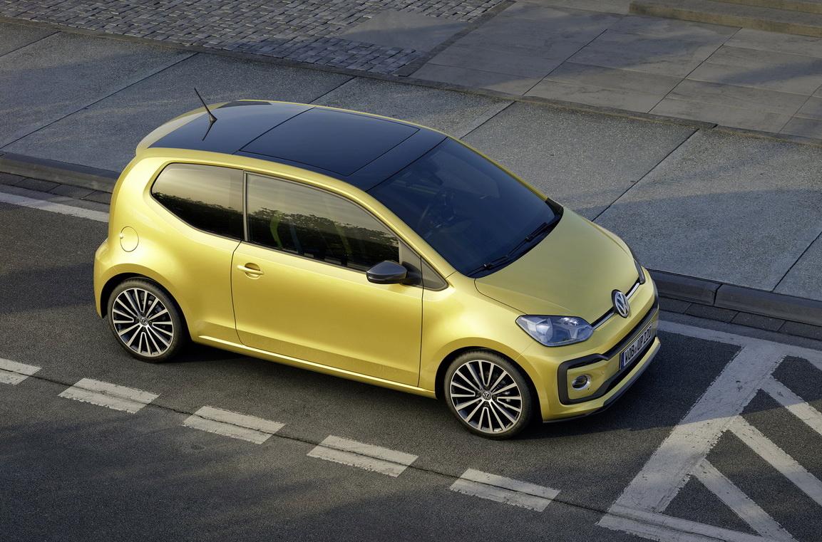 New-look 2017 Volkswagen Up! breaks cover | PerformanceDrive