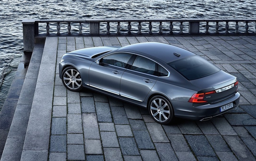 2017 Volvo S90 On Sale In Australia From 79 900 Arrives
