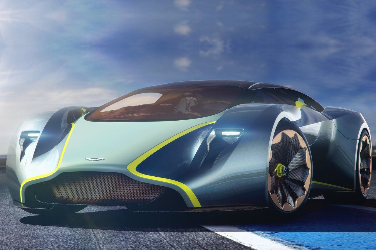 Aston Martin Red Bull Am Rb 001 To Debut Next Week Performancedrive
