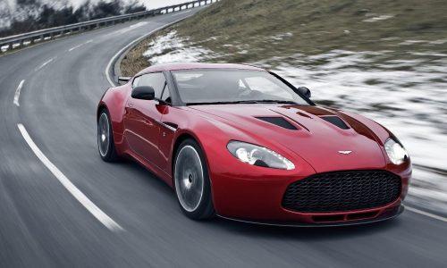 Aston Martin DBZ patent application found, new Zagato model?