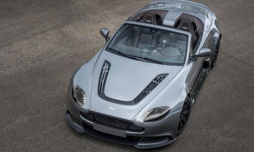 "Aston Martin Vantage GT12 Roadster revealed, ""most extreme roadster ever"""