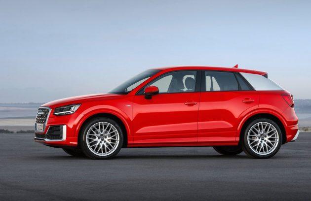 Audi Q2 Sport Line