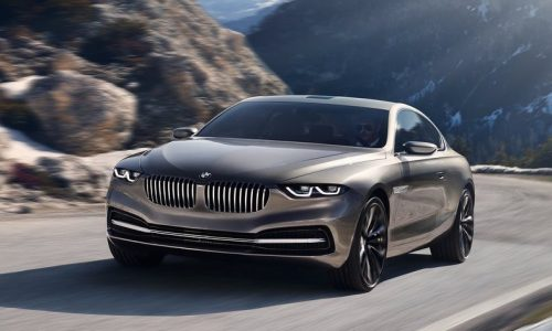 New BMW 8 Series edges closer to reality; trademark application found