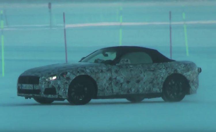 BMW Z5 prototype