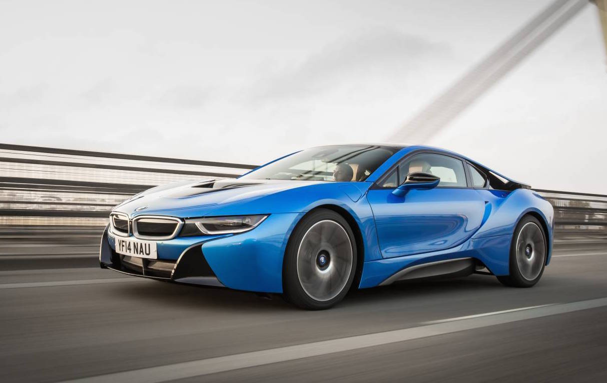 Fully Electric Bmw I8 In The Pipeline Report Performancedrive