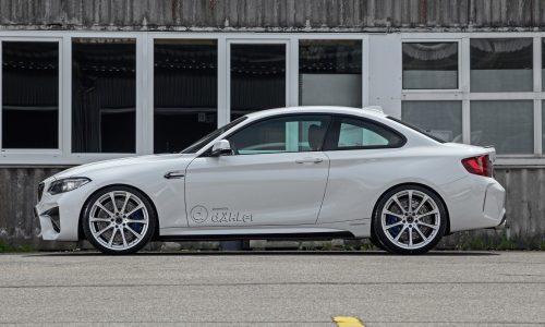 BMW M2 gets M3 engine conversion via Dähler Design & Technik