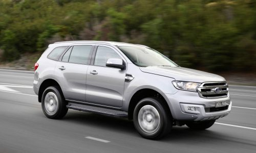 2017 Ford Everest gets new RWD variant, priced from $55,990