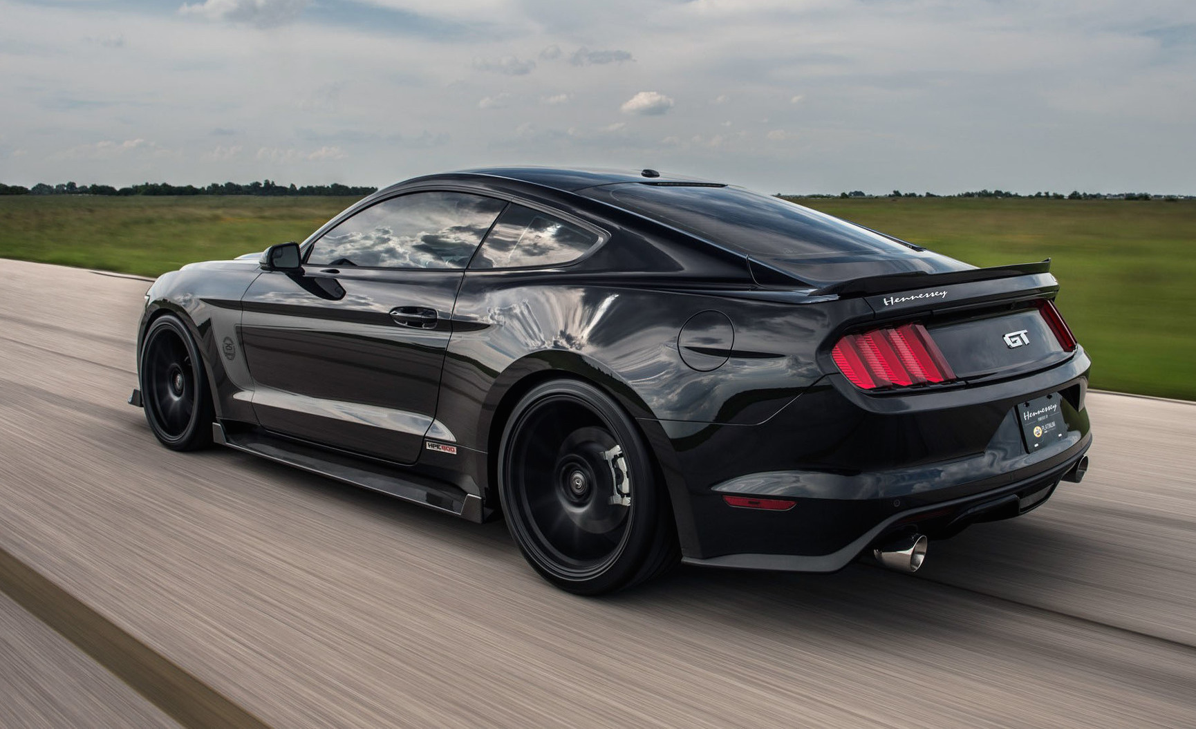 2016 Ford Gt Top Speed >> Hennessey Mustang HPE800 celebrates 25th anniversary ...