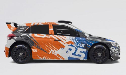 Hyundai i20 R5 rally car to make public debut at Ypres Rally
