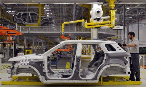 Jaguar Land Rover opens first factory outside UK, in Brazil