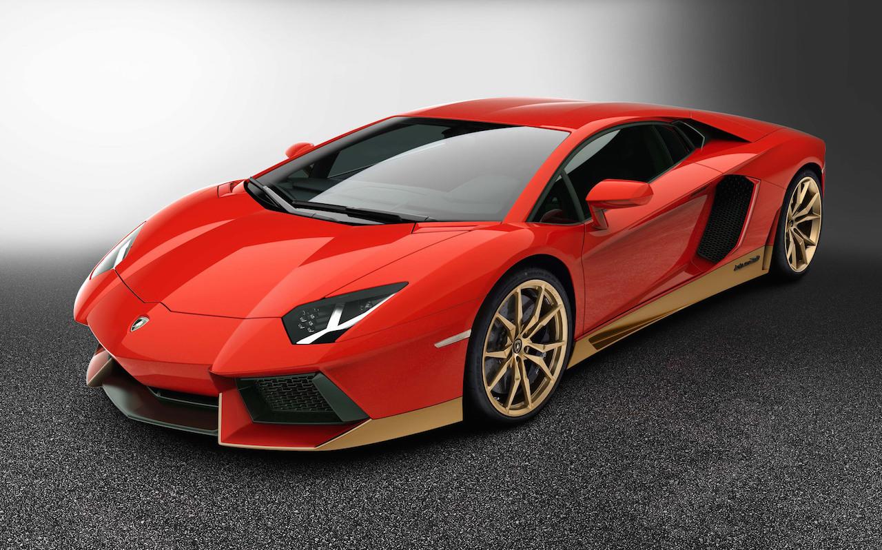 First Lamborghini Ever Made >> Lamborghini Miura Homage announced, based on Aventador | PerformanceDrive