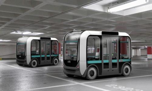 Local Motors creates IBM-powered futuristic minibus