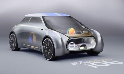 MINI VISION NEXT 100 concept revealed